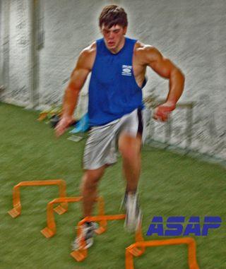 Asap mini hurdles