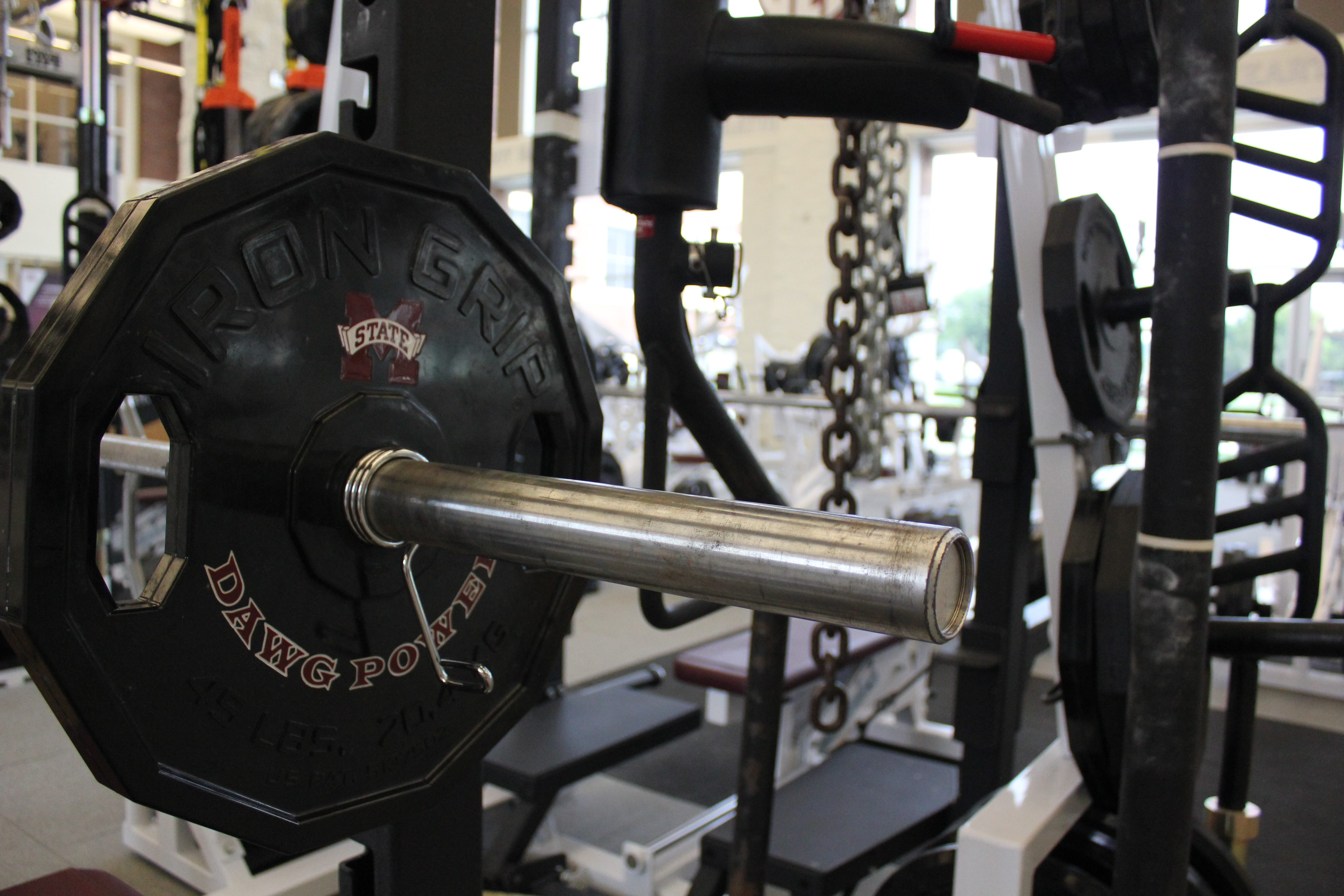 Mississippi State University Bulldogs Strength & Conditioning