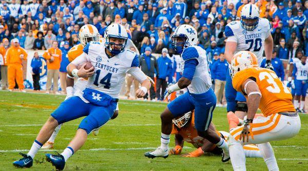 ASAP at Kentucky Wildcats @ Tennessee Vols Football ...