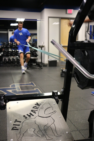 ASAP at Kentucky Wildcats Basketball Strength Training with
